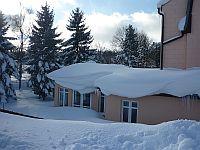 Zima v penzionu